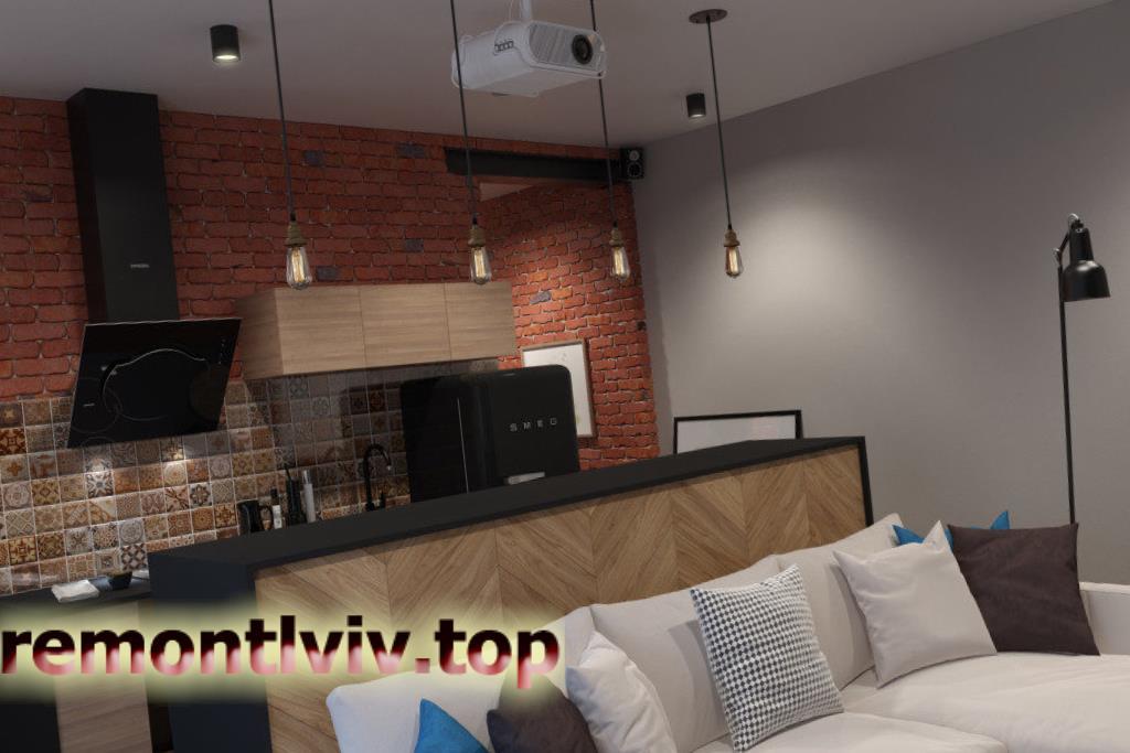 Перепланування однокімнатної квартири в двокімнатну: поради дизайнера