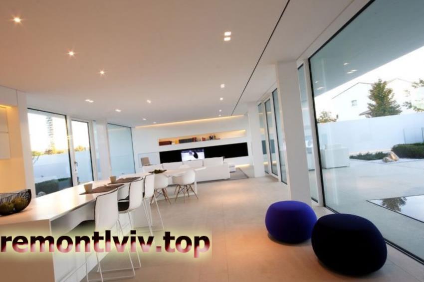 Елітний інтер'єр в дизайні квартир і будинків