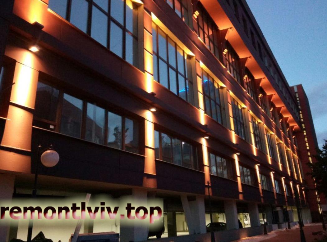 Архітектурне освітлення