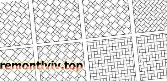 Технологія укладання плитки на підлогу