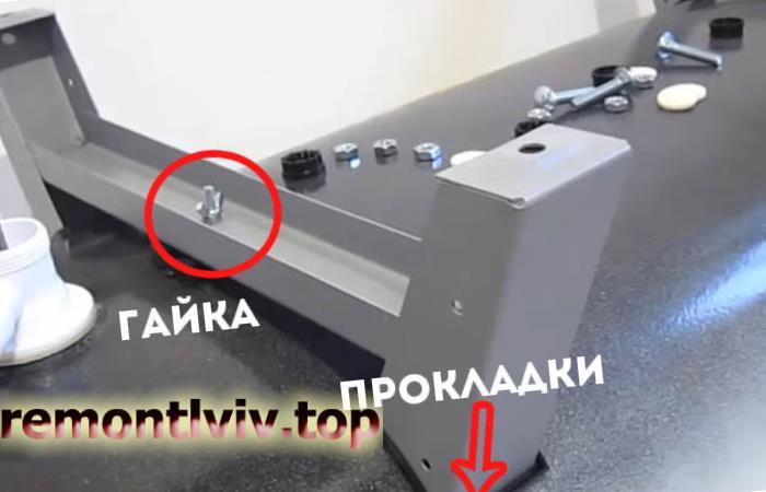 Монтаж металевої ванни Львів