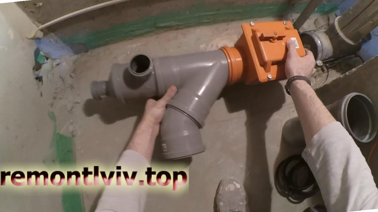 Монтаж каналізації Львів