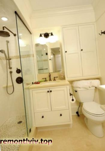 Дизайн ванної кімнати Львів