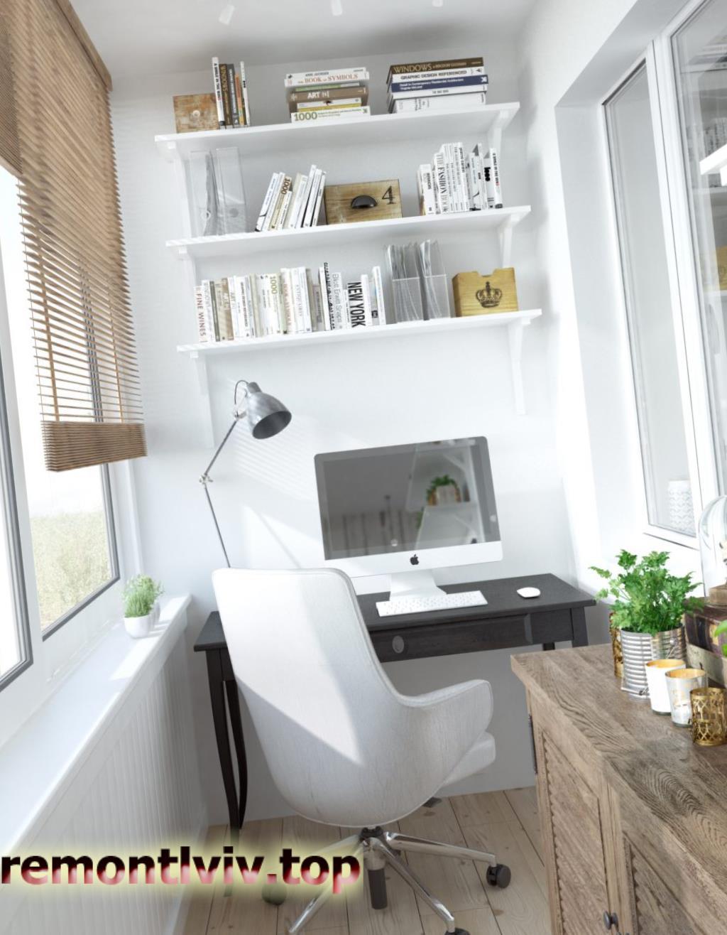 Дизайн балкону Львів